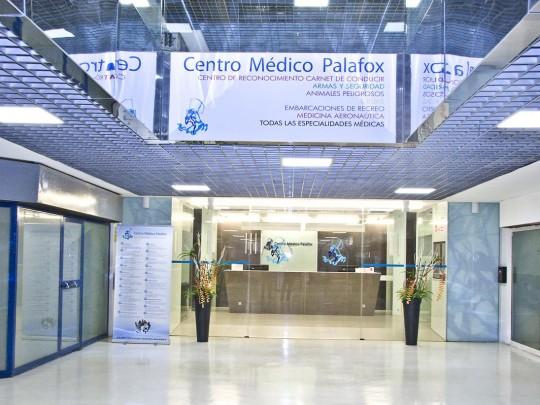 96 clinica palafox