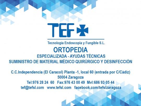 TEF-ORTOPEDIA