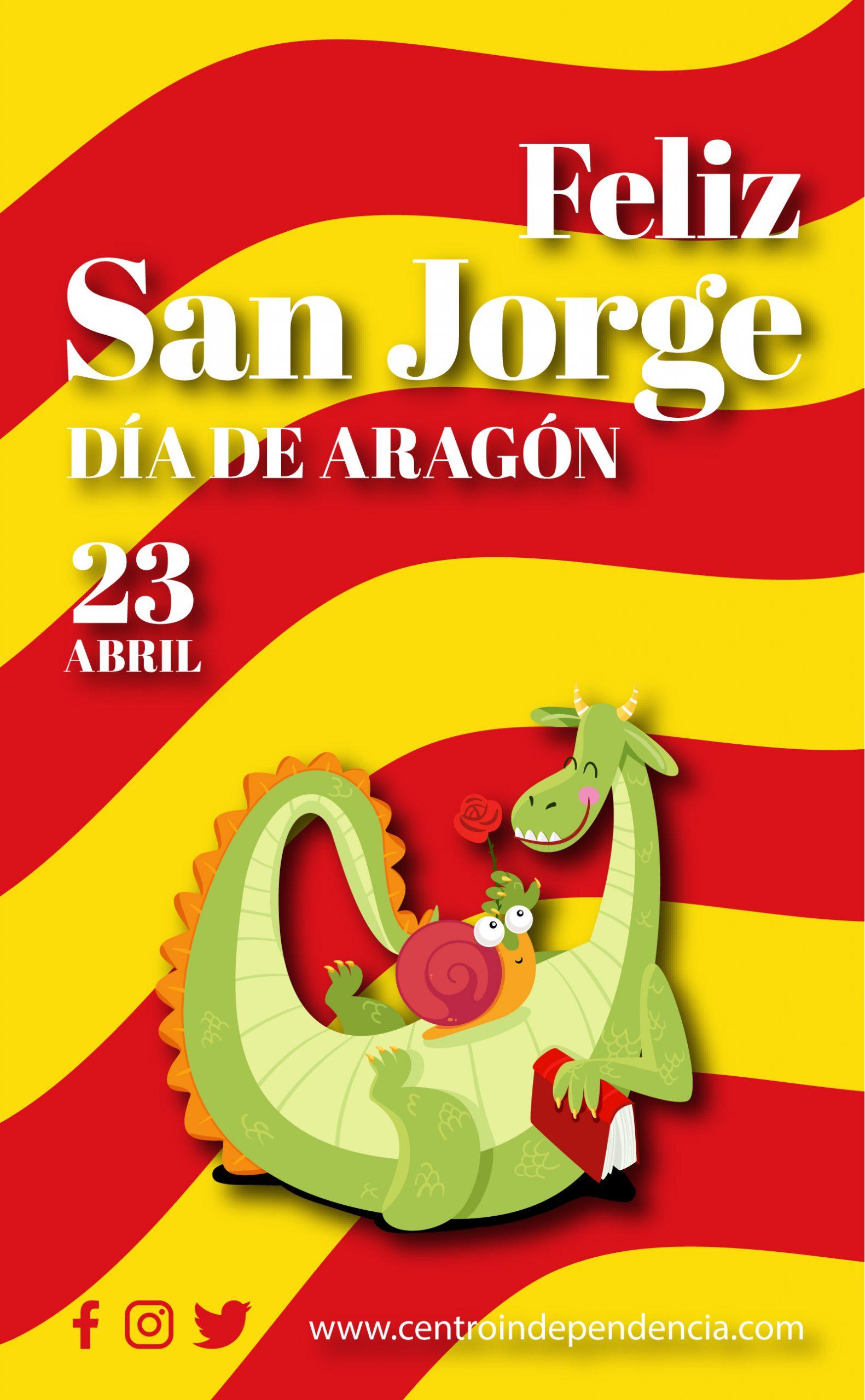 ¡Feliz Día de Aragón!