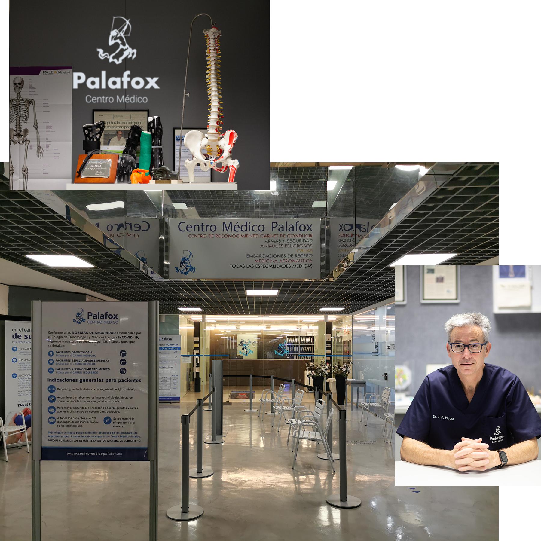 Centro Medico Palafox – Centro Independencia Caracol