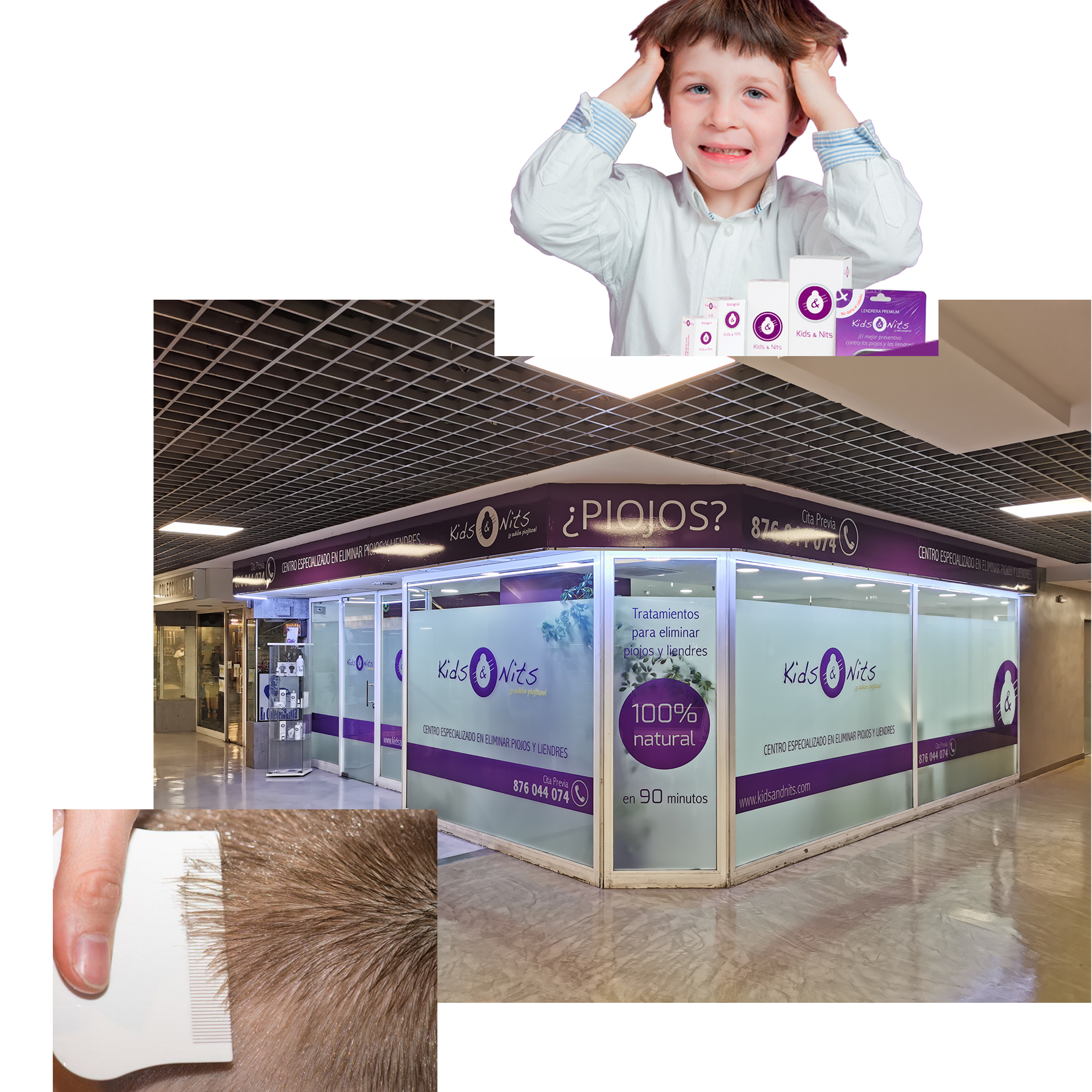 Kids & Nits – Centro Independencia Caracol