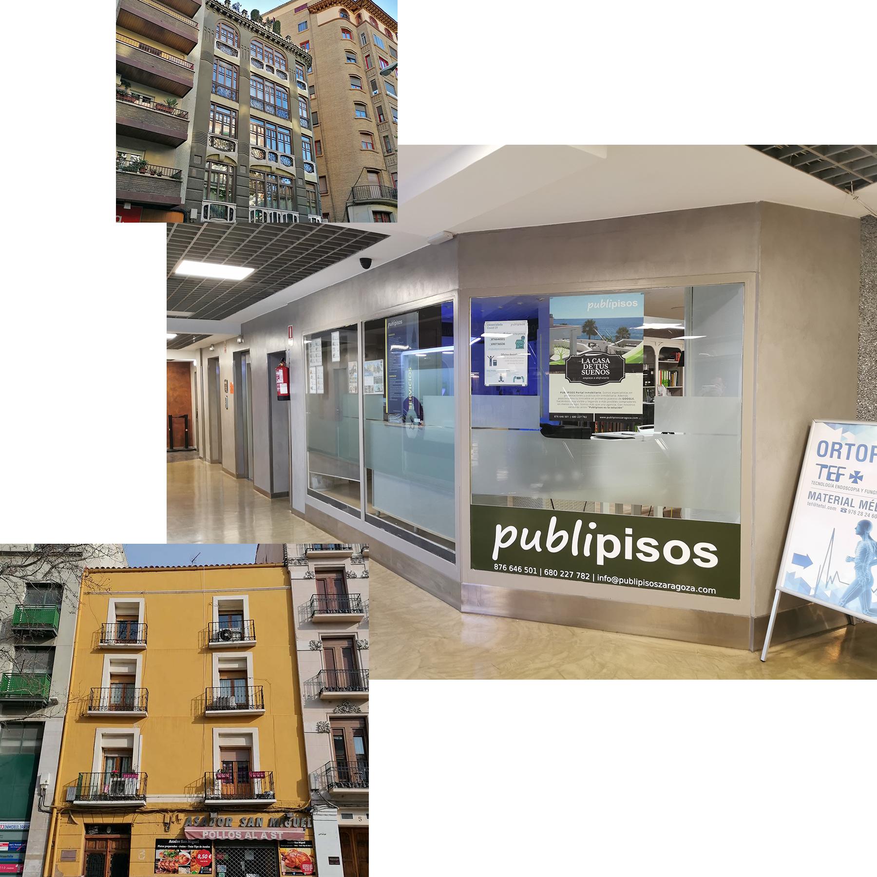 Publipisos – Centro Independencia Caracol