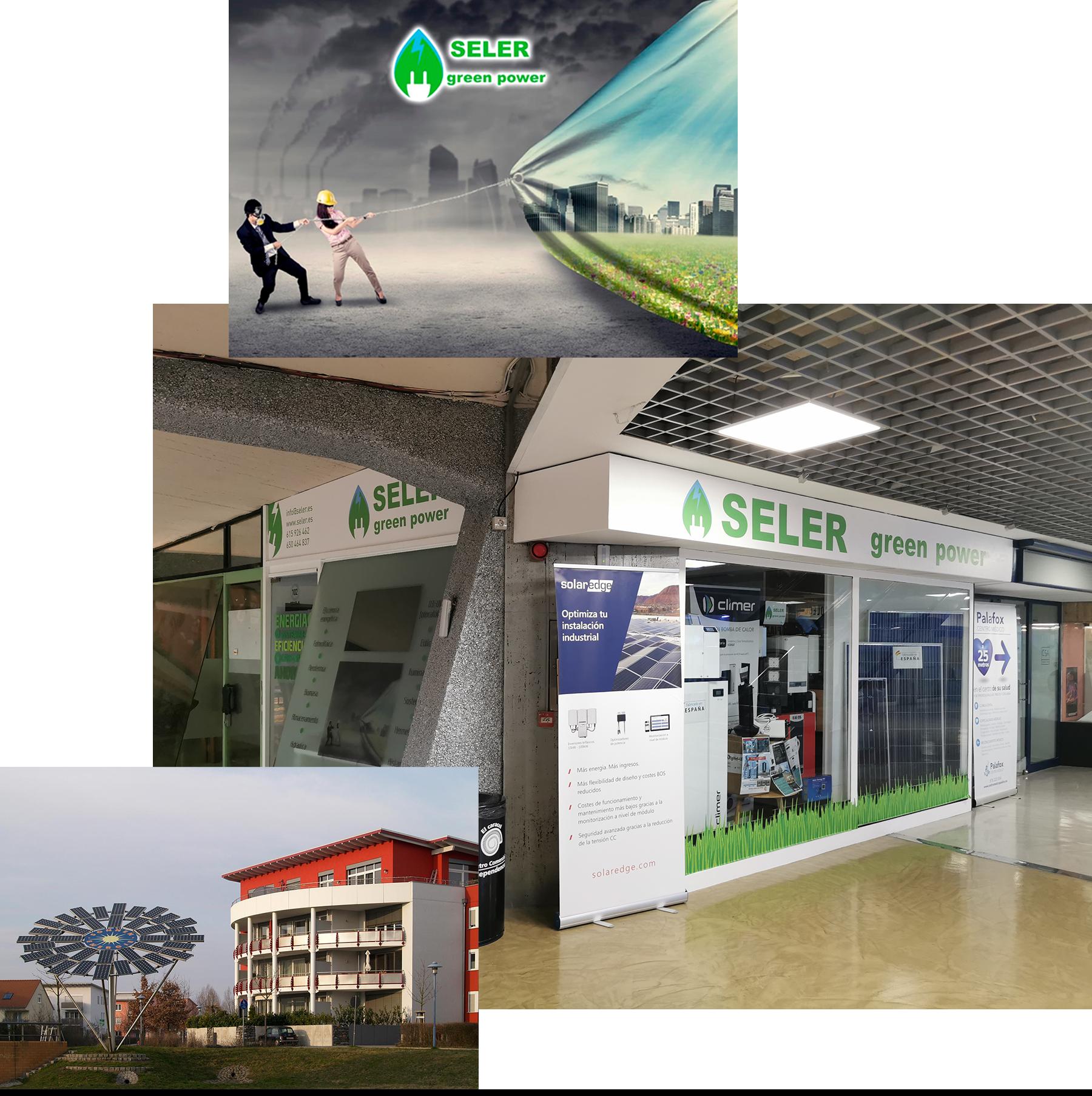 Seler Green Power – Centro Independencia Caracol