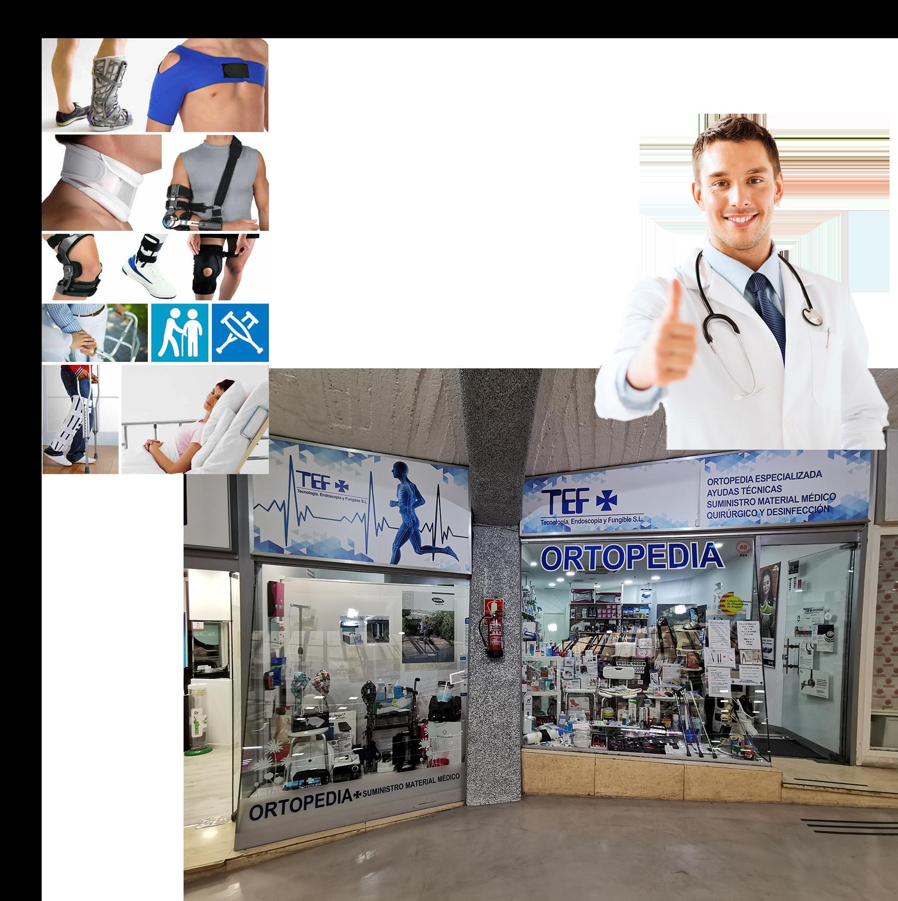 TEF Ortopedia – Centro Independencia Caracol