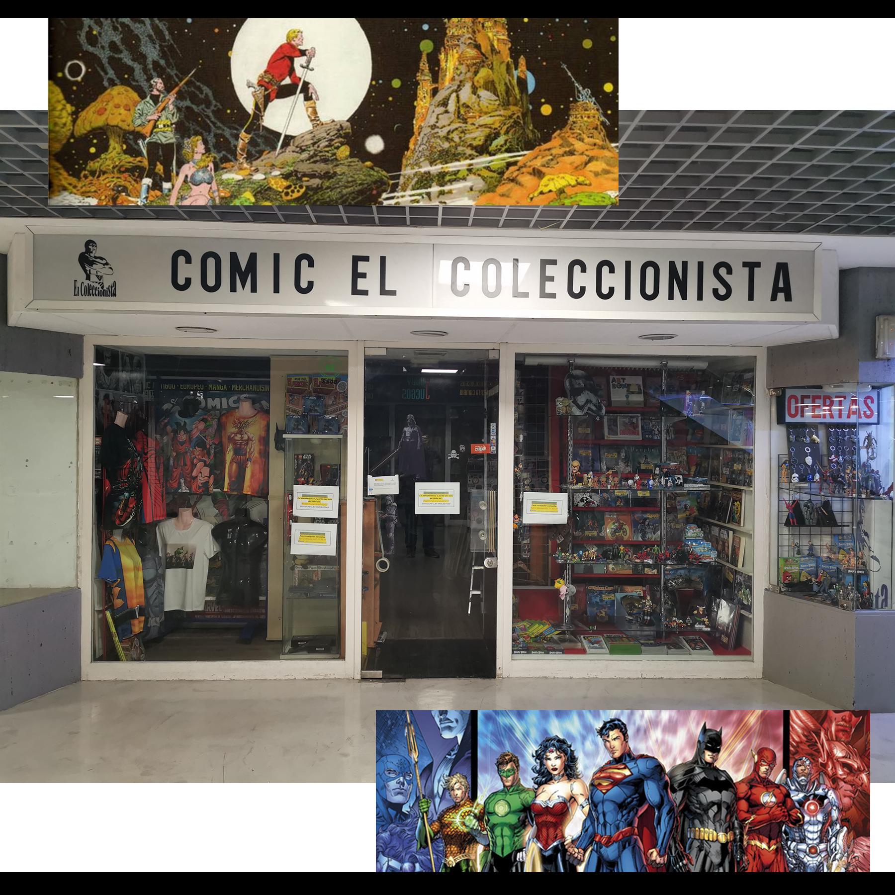 El Coleccionista – Centro Independencia Caracol
