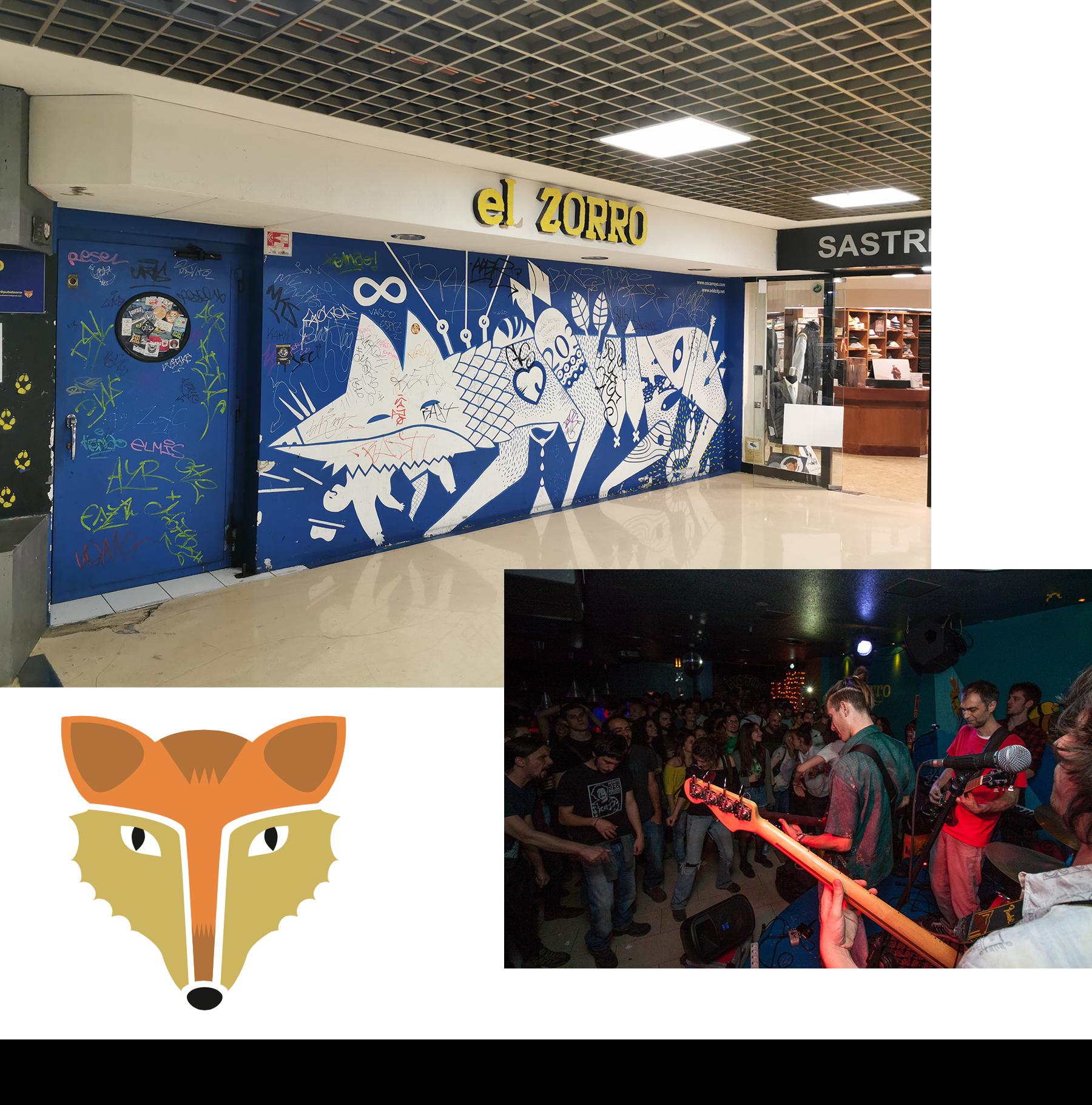 Pub El Zorro – Centro Independencia Caracol