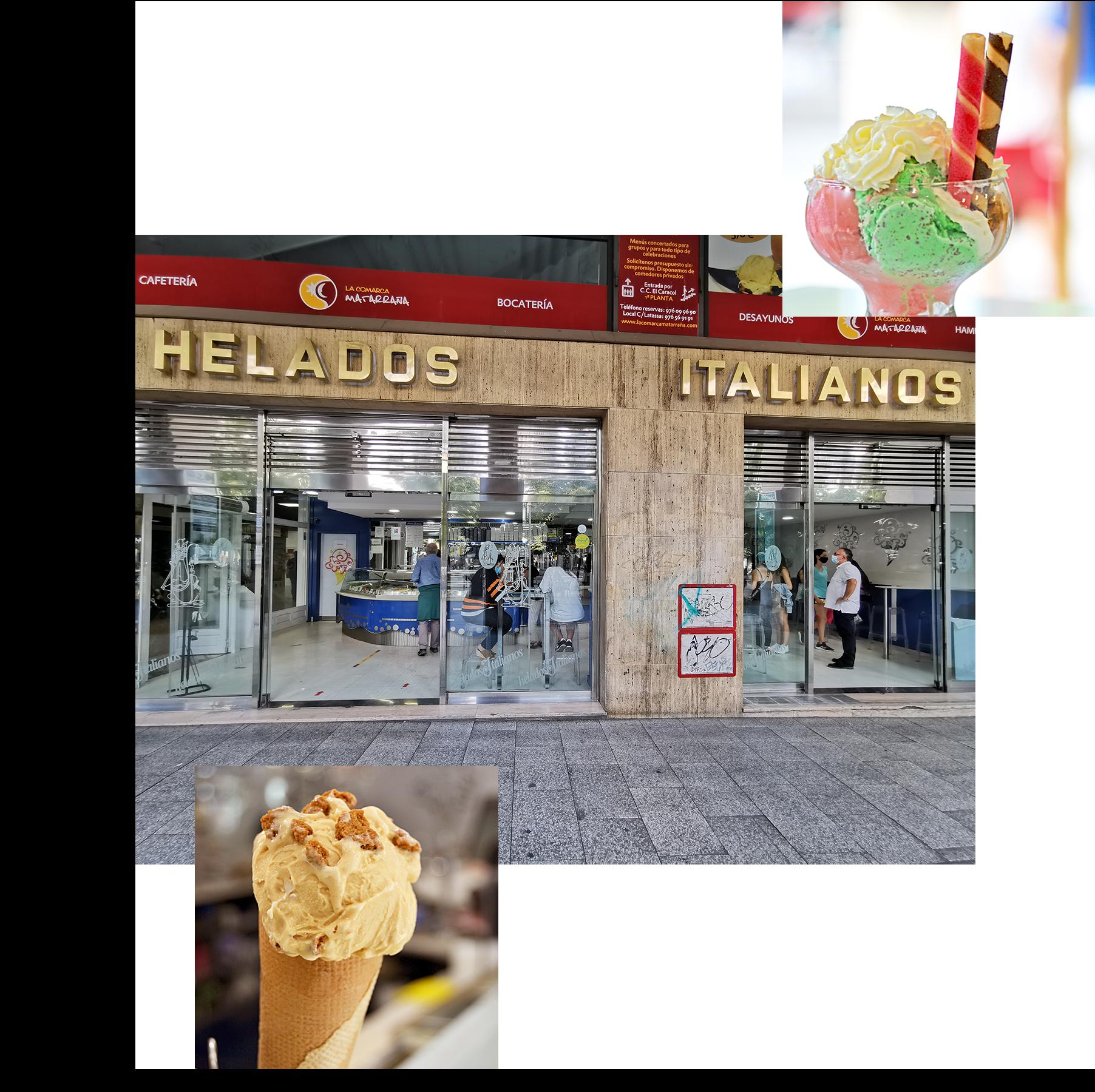 Helados Italianos – Centro Independencia Caracol
